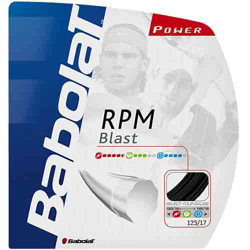 Babolat RPM Blast Tennis String. Tennis String, Tennis Stringing, Tennis Restringing, Tennis Restring, Change Tennis String, Tennis String Repair, Tennis String Replacement