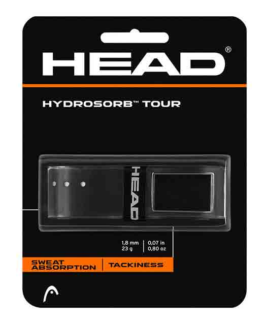 Head HydroSorb Tour Replacement Grip, Head badminton replacement grip, Head tennis replacement grip, Head squash replacement grip, Singapore.