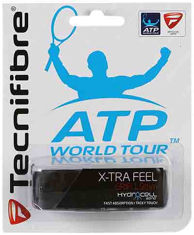 Tecnifibre ATP X-Tra Feel Replacement Grip, Tecnifibre badminton replacement grip, Tecnifibre tennis replacement grip, Tecnifibre squash replacement grip, Singapore.