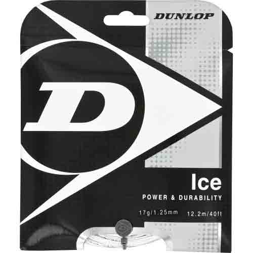 Dunlop Ice Tennis String. Tennis String, Tennis Stringing, Tennis Restringing, Tennis Restring, Change Tennis String, Tennis String Repair, Tennis String Replacement, Singapore
